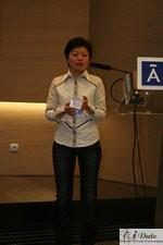 Sabrina Lee at the 2007 European iDate Conference