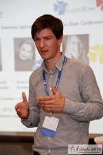 Dr August Hammerli Basisnote at the Internet Dating Conference 2010 Beverly Hills