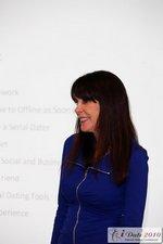 Julia Spira Cyber Dating Expert iDate Summit 2010 Beverly Hills