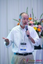 Brendan O'Kane (CEO of Messmo Media) at iDate2011 West