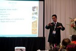 Douglass Lee (Vice President @ Click2Asia) at the June 22-24, 2011 California Online and Mobile Dating Industry Conference