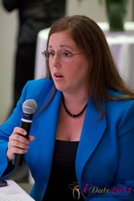 Mae Flexer (Representative from Connecticut) discussing Online Dating Legislation at the 2011 Internet Dating Industry Conference in California