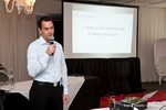 OPW Pre-Session (Mike Baldock of Courtland Brooks) at iDate2011 California