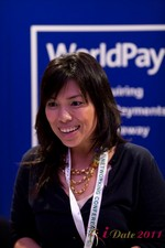 WorldPay (Exhibitor) at the 2011 California Online Dating Summit and Convention