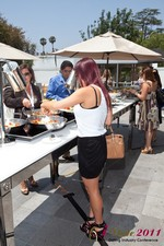 Lunch at the 2011 California Online Dating Summit and Convention