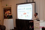 Robinne Burrell (Vice President or Match.com Mobile) at the iDate Dating Business Executive Summit and Trade Show