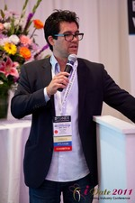 Tai Lopez (CEO of DatingHype.com) at iDate2011 West
