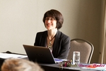 Isabelle Arnaud (ACCC) at the November 7-9, 2012 Sydney Asia-Pacific Online and Mobile Dating Industry Conference