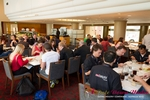 Lunch at the November 7-9, 2012 Mobile and Online Dating Industry Conference in Australia
