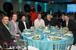 Awards Dining Room at the 2012 Internet Dating Industry Awards in Miami