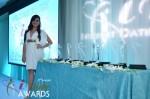 The Awards and Andrea Ocampo at the 2012 iDateAwards Ceremony in Miami held in Miami Beach
