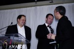 Sam Yagan - OKCupid.com - Winner of Best Dating Site 2012 in Miami Beach at the January 24, 2012 Internet Dating Industry Awards