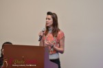 Caroline Kulczuga - Marketing Specialist - Google.com at the January 23-30, 2012 Internet Dating Super Conference in Miami