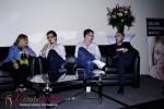 iDate2012 Dating Industry Final Panel - Pepper Scwhwartz, Martin Bysh, Markus Frind and Sam Yagan at Miami iDate2012