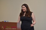 Maria Avgtidis - CEO - Agape Match at the 2012 Miami Digital Dating Conference and Internet Dating Industry Event