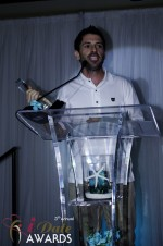 Joel Simkhai - Grindr.com - Winner of Best Mobile Dating App 2012 at the 2012 Miami iDate Awards Ceremony