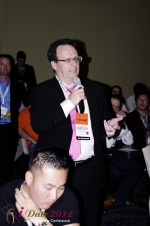 iDate2012 Dating Industry Final Panel - Bill Broadbent at the 2012 Internet Dating Super Conference in Miami