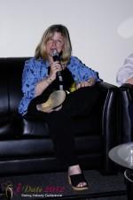 iDate2012 Dating Industry Final Panel - Dr Pepper Schwartz at iDate2012 Miami