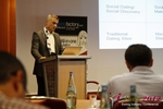 Dr Eike Post (Co-Founder of IQ Elite) at the 2012 Koln Euro Mobile and Internet Dating Summit and Convention
