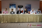Final Panel  at the 2012 Euro Online Dating Industry Conference in Koln