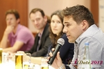 Final Panel (Benjamin Bak of Lovoo) at iDate2012 Koln