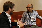 Networking  at the 2012 Koln Euro Mobile and Internet Dating Summit and Convention