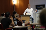 Lorenz Bogaert (CEO of Twoo) at iDate2012 Europe