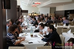Lunch  at the 2012 Euro Online Dating Industry Conference in Koln