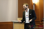 Matt Connoly (CEO of MyLovelyParent) at the September 10-11, 2012 Koln Euro Internet and Mobile Dating Industry Conference