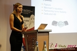 Oksana Reutova (Head of Affiliates at UpForIt Networks) at the 2012 Euro Online Dating Industry Conference in Koln