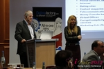 Tim Ford and Monica Whitty at iDate2012 Koln