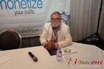 Jonathan Crutchley (Chairman at Manhunt) at iDate2012 West