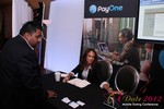 PayOne (Exhibitor)  at the 2012 L.A. Mobile Dating Summit and Convention