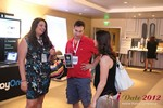 Exhibit Hall at the June 20-22, 2012 L.A. Internet and Mobile Dating Industry Conference
