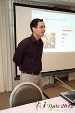 Geoff Cook (COO of MeetMe) at iDate2012 L.A.