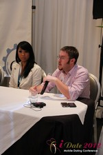 Mobile Dating Focus Group at iDate2012 Los Angeles