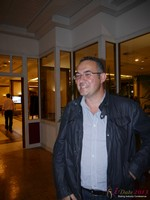 Nick Tsinonis (Scamalytics - Sponsor) at the September 16-17, 2013 Mobile and Online Dating Industry Conference in Cologne