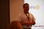 Lee Blaylock - Who@ at the June 5-7, 2013 Mobile Dating Industry Conference in Los Angeles