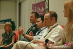 Mobile Dating Strategy Debate - Hosted by USA Today's Sharon Jayson at the 34th Mobile Dating Industry Conference in Los Angeles
