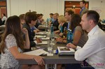 Speed Networking among Dating Industry Executives  at the September 8-9, 2014 Koln European Online and Mobile Dating Industry Conference