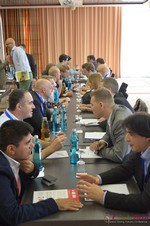 Speed Networking Among Dating Industry Executives  at the 11th Annual European iDate Mobile Dating Business Executive Convention and Trade Show
