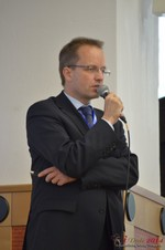 Dieter Plassman, CTO at Net-M  at the September 8-9, 2014 Koln European Online and Mobile Dating Industry Conference