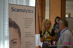 Exhibit Hall, Scamalytics Sponsor  at the September 8-9, 2014 Koln European Online and Mobile Dating Industry Conference