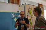 Exhibit Hall, Neo4J Sponsor  at the September 8-9, 2014 Koln European Online and Mobile Dating Industry Conference