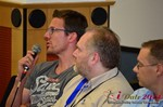 Henning Weichers CEO of Metaflake, Final Panel  at the 2014 Köln Euro Mobile and Internet Dating Expo and Convention