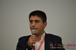 Can Iscan, VP Business Development at Neomobile / Onebip  at the 2014 European Online Dating Industry Conference in Koln