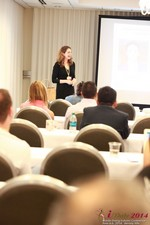 Jill James, COO of Three Day Rule Seminar On Partnership Models For Dating Leads To Online Dating at the June 4-6, 2014 Mobile Dating Business Conference in Beverly Hills