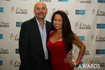 Sean Kelley & Carmelia Ray  at the 2014 Internet Dating Industry Awards in Las Vegas
