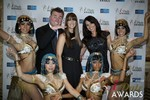 Luxury Excursions  in Las Vegas at the January 15, 2014 Internet Dating Industry Awards