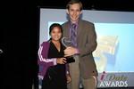 Peter Christopher (Winner of Best Mobile Dating App) at the 2014 Las Vegas iDate Awards Ceremony